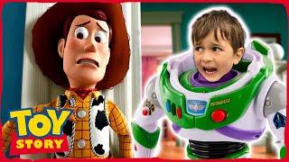Toy Story Kids Parody!
