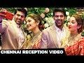 FULL HD VIDEO: Arya-Sayyeshaa Wedding Reception | Exclusive Candid Moments