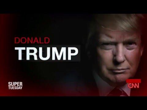 CNN Super Tuesday Part 4 (Acela Tuesday) Intro