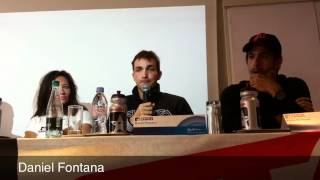 Daniel Fontana, Italian pro athlete, speaks about TriStar111 Cannes