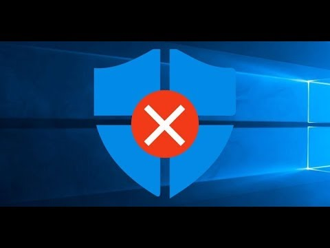 Как НАВСЕГДА отключить защитник Windows 10/за 3 минуты! Disable Windows Defender