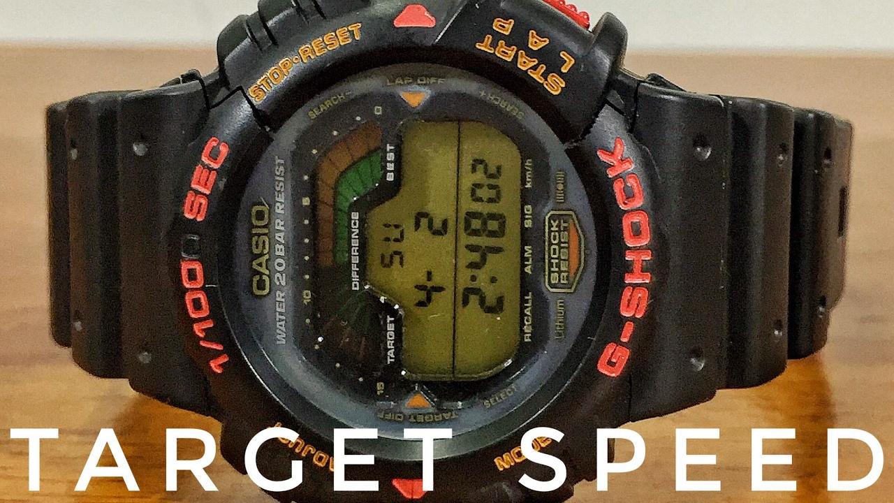 Vintage DW-6000 series G-Shock watch review  230dfedd026