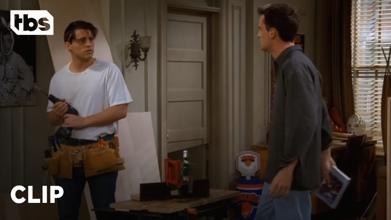Download Friends: Joey the Handyman (Season 3 Clip) | TBS