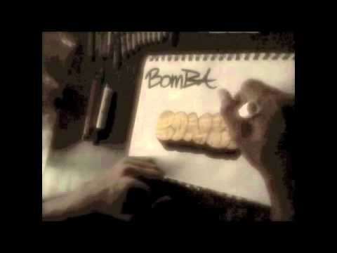 Tutorial graffiti bomba youtube - Bombe de graffiti ...