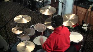 2112- Rush: Drum cover