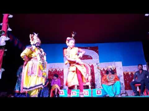 GADA TA GADA(Sambalpuri Dance By Small Girl )