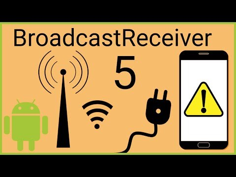 BroadcastReceiver Tutorial Part 5 - ORDERED BROADCASTS