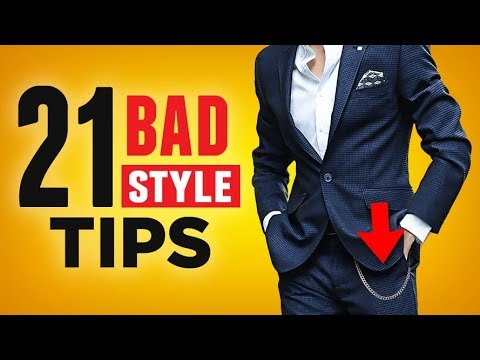 21 Stupid Style Tips | RMRS Style Videos