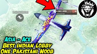 Gambar cover Best Indian Lobby / Asia Server Ace Rank / Star Anonymous / Pubg Mobile