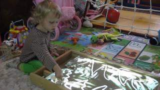 Стол для рисования песком в Хабаровске(Песочный стол в Хабаровске, стол для песочной анимации. 89098566232 http://vk.com/risuy_peskom - любой размер; - с кармашками..., 2015-09-10T06:44:32.000Z)
