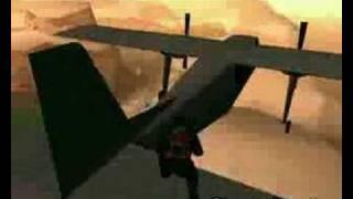 Gta:sa - Jumping/landing On An Airplane (beagle) #2