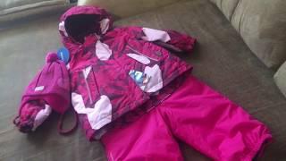 Детская одежда - обзор костюма Reima Misteli (Рейма зима)