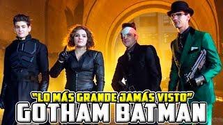 """BATMAN GOTHAM TEMPORADA 5 FECHA de ESTRENO, JOKER TRAILER, EPISODIOS CANTIDAD y """"LO MÁS GRANDE"""""""