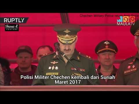 Presiden Chechnya Blak Blakan Soal  Rusia, Amerika dan Eropa