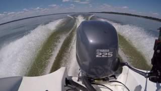 Video Yamaha Outboard F225, Bennett Trim Tabs download MP3, 3GP, MP4, WEBM, AVI, FLV Juni 2018