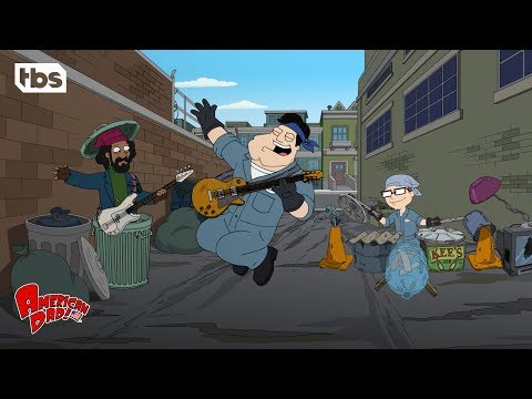 American Dad: The Boys Are Back In Town | TBS