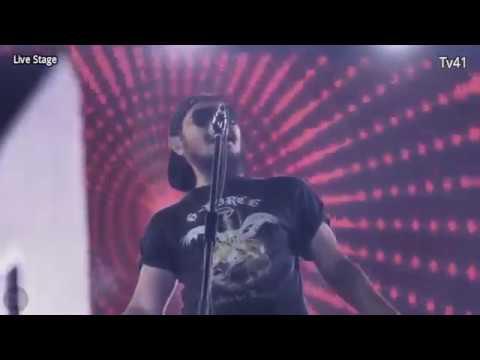 Berakit Rakit - Live Jamrud Kolaborasi feat Sepultura (Chaos ID)