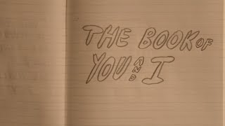 Alec Benjamin - The Book Of You & I [Official Lyric Video]