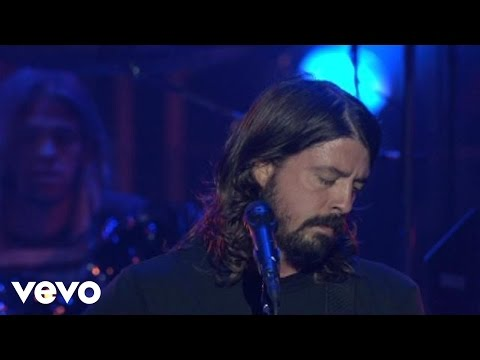 Foo Fighters - My Hero (Nissan Live Sets At Yahoo! Music)