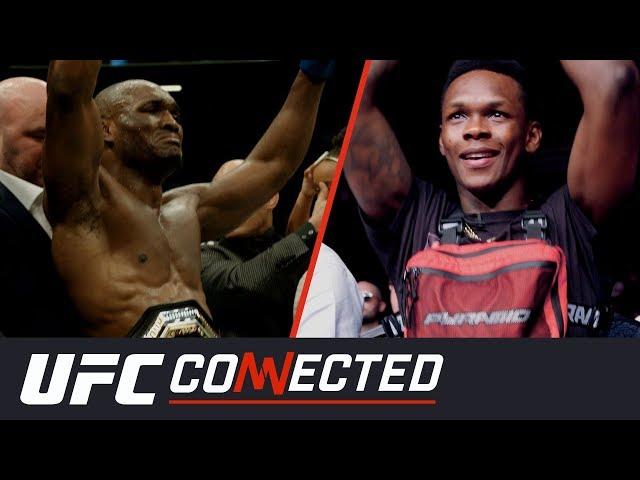 UFC Connected: Israel Adesanya, Kamaru Usman, Nick Peet, John Wood