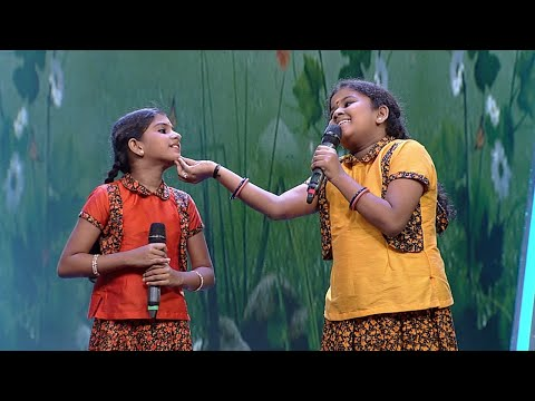 Paadam Namukku Paadam | Cute birds on the Paadam Namukku Paadam floor! | Mazhavil Manorama