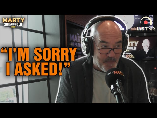 Marty Roasts Three Callers In One Segment! | The Marty Sheargold Show | Triple M