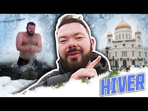 HIVER FRANÇAIS VS RUSSE - Daniil le Russe (à Moscou)