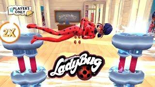 Miraculous Ladybug & Cat Noir * Play as Marinette & LADYBUG: Collect 30 COOKIES!