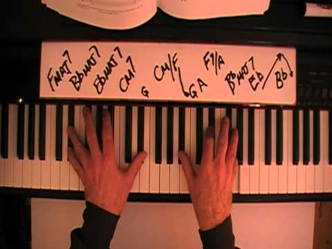 Great Gig In The Sky Piano Tutorial Part 3 Pink Floyd Youtube
