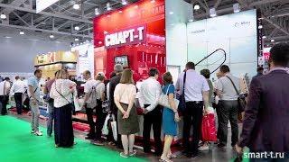 Компания Смарт-Т на выставках Printech и RosUpack 2018
