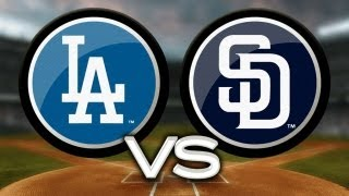 9/21/13: Kershaw blanks the Padres as Dodgers cruise