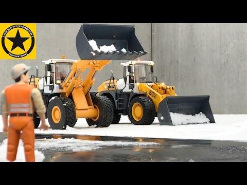 ✅ BRUDER Trucks, BRUDER Spielzeug & BRUDER Traktoren WINTER SERVICE