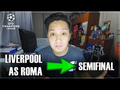 Liverpool & AS Roma Pantas Lolos Ke Semifinal Liga Champions (Pembahasan)