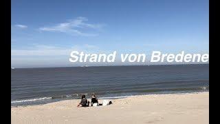 Strand von Bredene 9.10.2018
