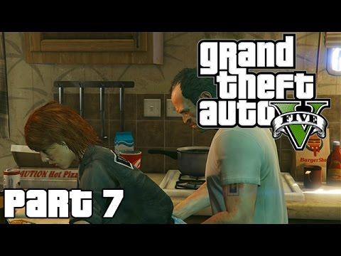 Grand Theft Auto V - Story Mode [Part 7]