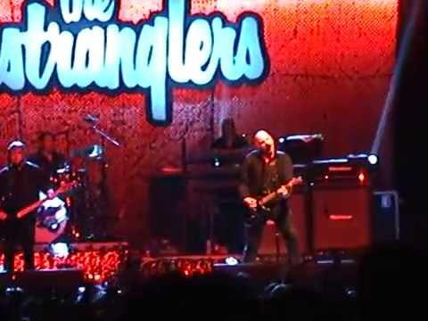 The Stranglers Glasgow 2015 Grip