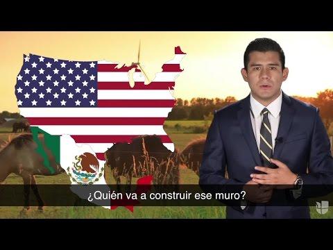 JP Domínguez le dice a Trump: It's the Mexicans!