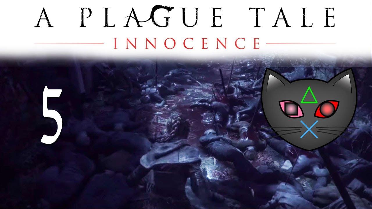 Death is Everywhere  - A Plague Tale: Innocence [BLIND] - Part 5