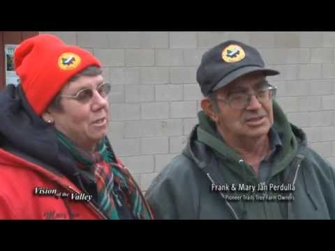 Vision Of The Valley Pioneer Trails Tree Farm Youtube