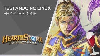 [Hearthstone] - Testando o game no Linux (Wine)