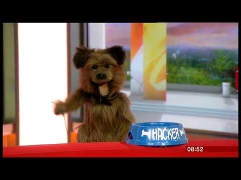 Hacker T Dog talks about his new show & Carol Kirkwood appears (Breakfast, 22.7.13)