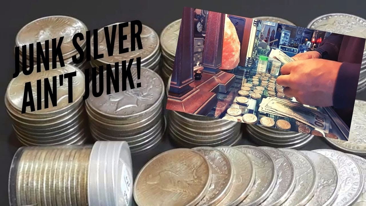 "Is ""Junk Silver"" worth stacking? Well......"