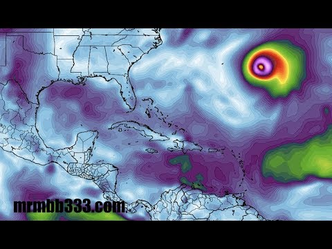 NEW - Atlantic Hurricane to form in Days Ahead - WHERE will it go?
