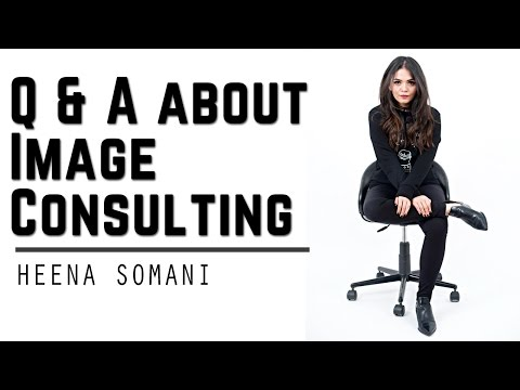 Questions & Answers about Image Consulting | Get to know me | Heena Somani