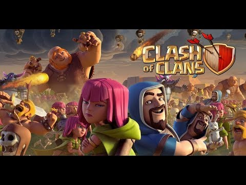 HOW TO PLAY CLASH OF CLANS USING BOT SERVER IN PC.