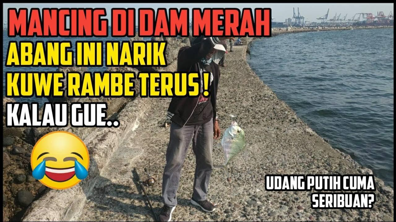 Spot Mancing Dam Merah Dapet Kuwe Rambe ! Mancing Murah di ...