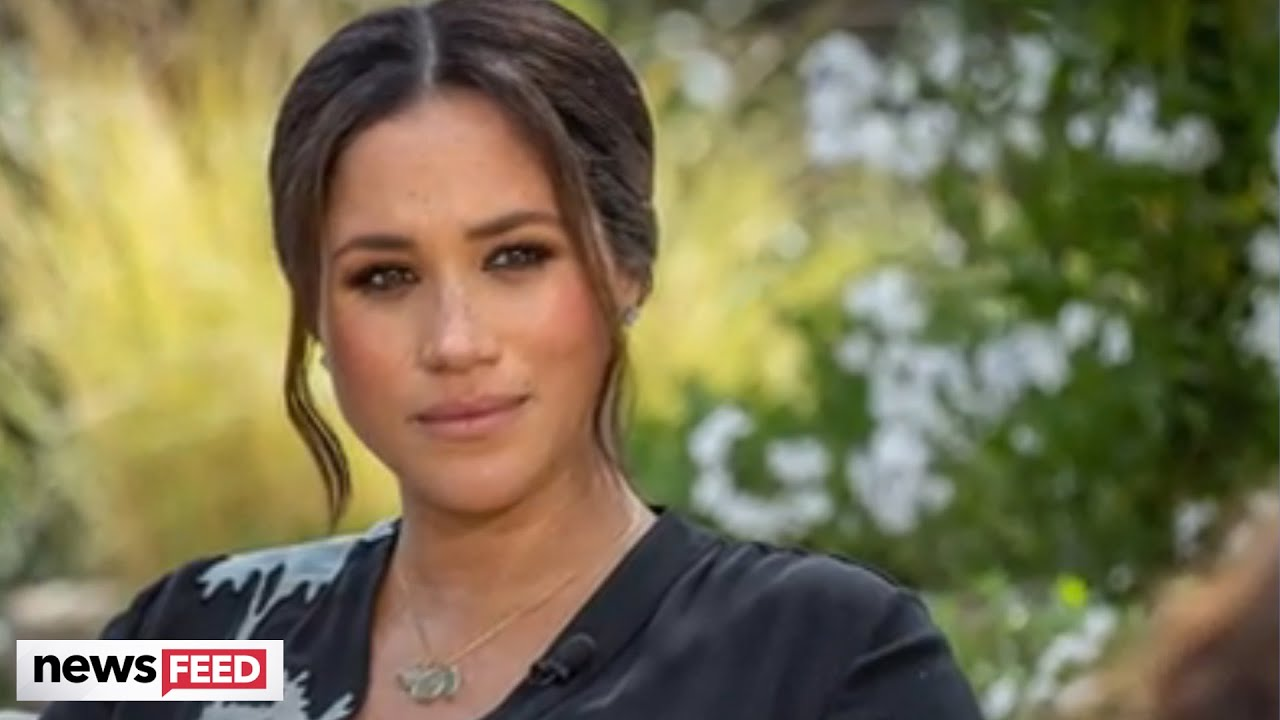 Meghan Markle Exposes Deeply TROUBLING Side Of Royal Family!