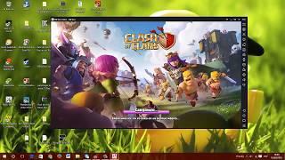 Como Descargar Clash Of Clans Para PC| Sin Bluestacks|2018|Junio|