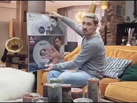 Дима Билан: Альбом «Эгоист» и трек «Держи» получили платиновый статус