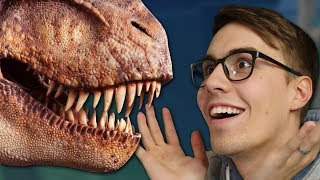Video T-REX, PLEASE EAT ME! download MP3, 3GP, MP4, WEBM, AVI, FLV November 2017